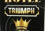 Hôtel Gyumri - Hotel Triumph-1