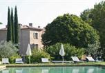 Location vacances Grambois - Villa in La Tour d'Aigues-4