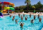 Camping avec Ambiance club Agde - Camping Les Champs Blancs-4