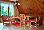 Location vacances Wittenbeck - Finnhütte von Mai bis September-3