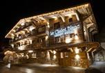 Hôtel 4 étoiles Sallanches - Le Chalet Blanc-2