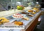 Hôtel Foz do Iguaçu - Foz Presidente Hotel-3