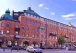 Hôtel Commune de Bollnäs - Järnvägshotellet-1