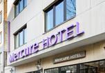 Hôtel Dusseldorf - Mercure Hotel Düsseldorf Zentrum-2
