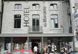 Hôtel Hotton - Hotel La Librairie-1