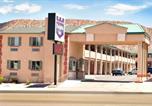 Hôtel Cedar City - Knights Inn at Cedar City-3