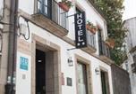 Hôtel Saint-Jacques-de-Compostelle - Hotel Entrecercas-1