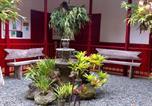 Hôtel Manizales - Lodge Paraíso Verde-4