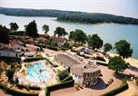 Camping avec Piscine Belfort - Camping Club Lac de Bouzey-1
