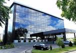 Hôtel Shymkent - Canvas Hotel Shymkent-1