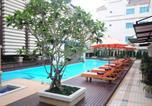 Hôtel Lat Krabang - Avion Hotel-3