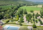 Camping avec Piscine Lot - Camping Le Moulin du Bel Air-2