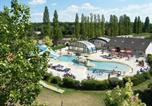 Camping avec Ambiance club Champagne-Ardenne - Camping La Noue des Rois-1