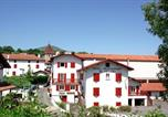 Hôtel Saint-Martin-d'Arrossa - Hôtel Le Trinquet-1