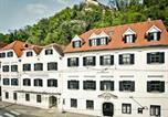 Hôtel Graz - Schlossberghotel - Das Kunsthotel-1