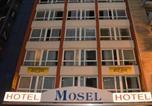 Hôtel Frankfurt am Main - Mosel Hotel-4