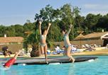 Camping avec Parc aquatique / toboggans Landes - Camping Domaine d'Eurolac-1