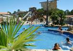 Camping avec Piscine couverte / chauffée Landes - Camping Village Resort et Spa Le Vieux Port-3