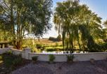 Location vacances Coust - Maison baignade en rivière naturelle-3