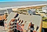 Location vacances Southport - Oak Island Beach Villa 1512-3