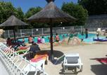 Camping avec Piscine Vallon-Pont-d'Arc - International Camping-2