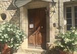 Location vacances Sainte-Anastasie - La Maison des Lauriers-4