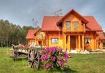 Villages vacances Nałęczów - Ośrodek Wypoczynkowy Ranczo-1