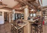 Location vacances Ruidoso - Panther Lodge, 3 Bedrooms, Sleeps 8, Wifi, Jacuzzi, Wood Burning Fireplace-3