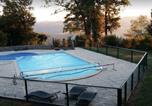 Camping avec Piscine couverte / chauffée Golinhac - Camping Pole Touristique Bellevue-4