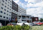 Hôtel Irapuato - Hs Hotsson Hotel Silao-2