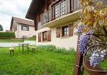 Location vacances Ternuay-Melay-et-Saint-Hilaire - Lovely Chalet in Lotharingen with Sauna-2