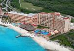 Villages vacances Cobá - El Cozumeleño Beach Resort - All Inclusive-1