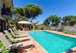 Location vacances Sant Andreu Salou - Vidreres Villa Sleeps 10 Pool Wifi-3