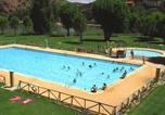 Camping avec Piscine Espagne - Camping Los Batanes-1