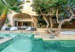 Location vacances  Province de Lecce - Palazzo Madaro Luxury House-3