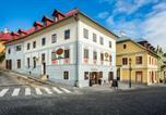 Hôtel Banská Štiavnica - Hotel Salamander
