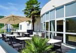 Hôtel Belley - Ibis budget Aix Les Bains - Grésy-1
