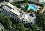 Hôtel Rodi Garganico - Park Hotel Valle Clavia-2