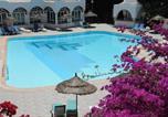 Hôtel Tunisie - Hotel Menara-1