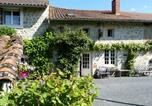 Hôtel Piégut-Pluviers - La Vieille Maison de Pensol-1