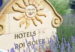 Hôtel Haut-Rhin - Hôtel Roi Soleil Colmar-1