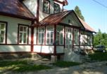 Hôtel Tartu - Kursi Jahiloss-4