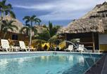 Location vacances  Belize - Turtle Cove Villa-1