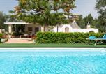 Location vacances Oria - Trullo Vitale-1