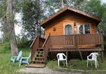 Villages vacances Improvement District No. 9 - Rocky Mountain Cabins-3