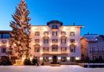 Hôtel Saint-Gervais-les-Bains - Grand Hotel Soleil d'Or-2
