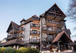 Hôtel 4 étoiles Saint-Arnoult - Best Western Plus Hostellerie Du Vallon-3