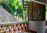 Location vacances Puerto Escondido - Nomad Hostal & Beach Club-3