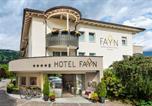 Hôtel Lagundo - Fayn garden retreat hotel-2