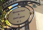 Hôtel Schirgiswalde - Hotel Garni Schloss Schänke